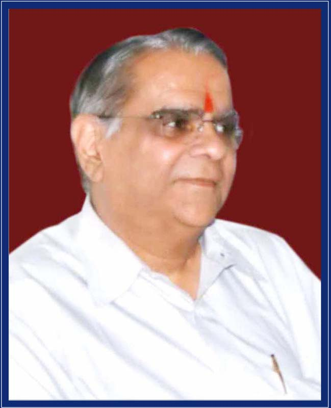 Late Dr Anil Bhatia