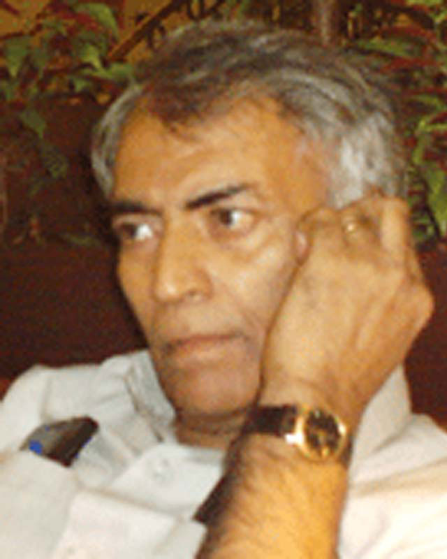 Late Dr Mahendra Singh