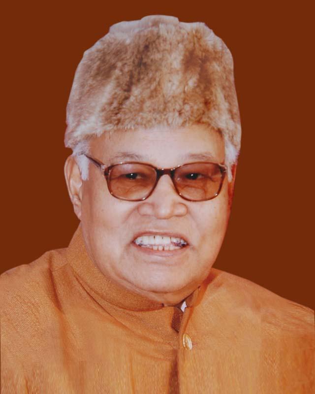 Late Dr D. P. Rastogi