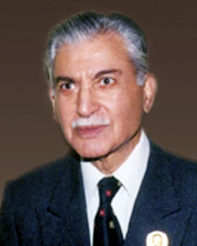 Late Dr Diwan Harish Chand