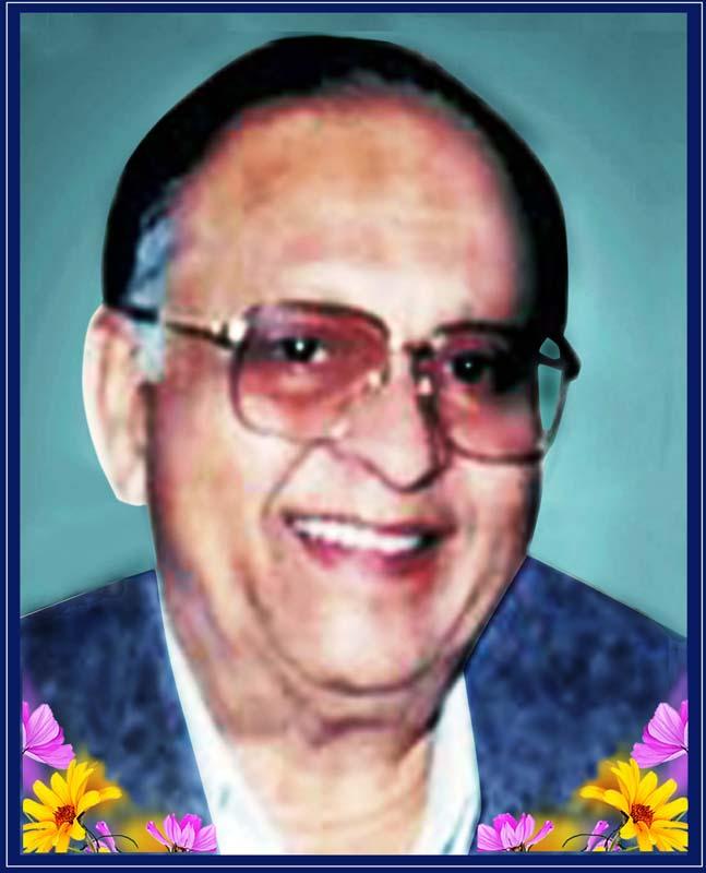 Late Dr K. P. Muzumdar